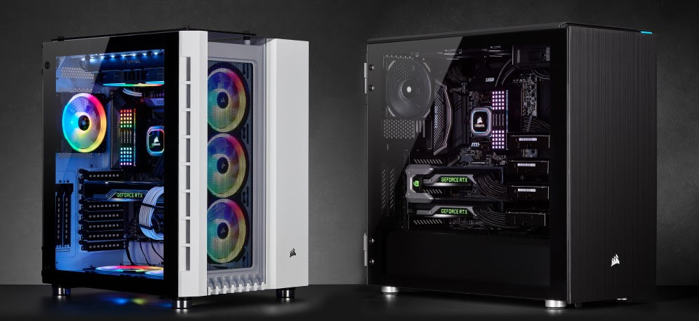 CORSAIR presenta i case Crystal 680X RGB e Carbide 678C